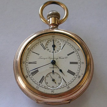 TIMING & REAPEATING WATCH  CO. - Pocket Watches