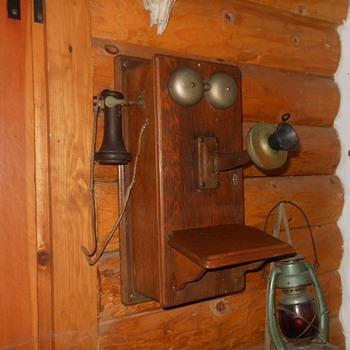 Western Electric Wall Phone Model 317R 1911-1915