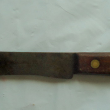 What kind of knife is this? - Kitchen