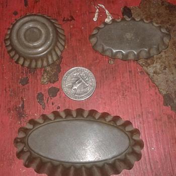 Metal caps?