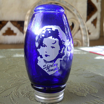 Shirley Temple Bed Warmer