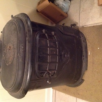 Wetter Wood Stove No. 22a