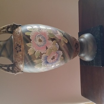 Antique Chinese lamp - Lamps