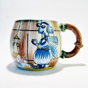 FRATELLI FANCIULLACCI -ITALY ?????? - Art Pottery