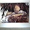 2 Bette G. Elliott Watercolors /Unframed, Matted, Sealed /Circa 1960's-70's ?