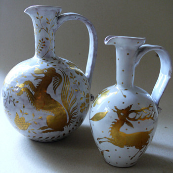 Siegfried Möller (*1896 Hamburg/Altona; † 1970 in Kiel)  - Art Pottery