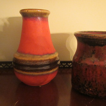 My new Boyfriend - Art Pottery