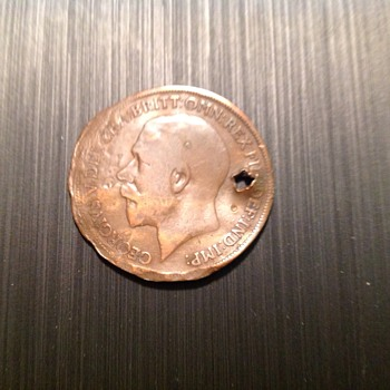 Coin George V i believe