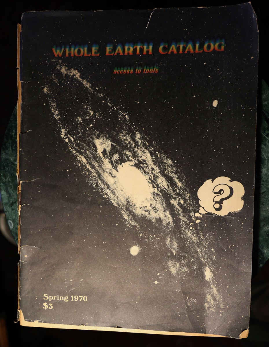 the whole earth catalog pdf