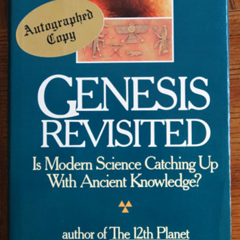 Genesis Revisited by Zecharia Sitchin - Books