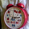 hello kitty alarm clock((oversized)