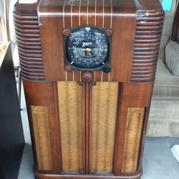 Zenith Long Distance Radio