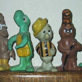 """Pogo """"Oxydol figures"""" - Toys"""