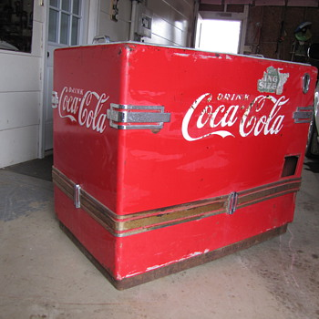 My latest find - Coca-Cola
