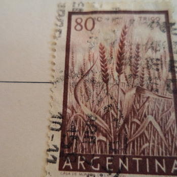 Argentina Stamps - Stamps