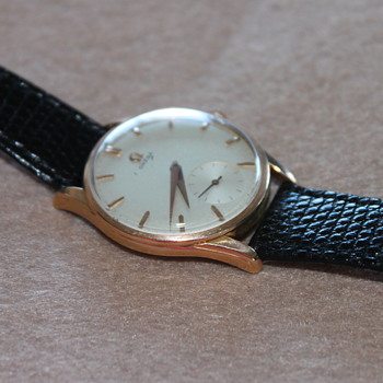Dad's Omega - Wristwatches