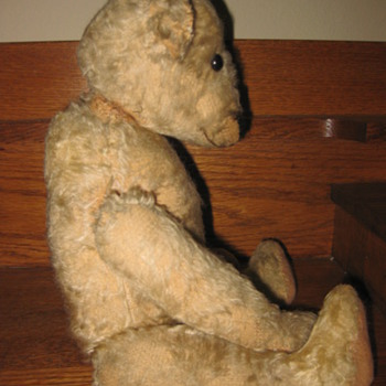 Well Loved Bear II (Clothing Removed)