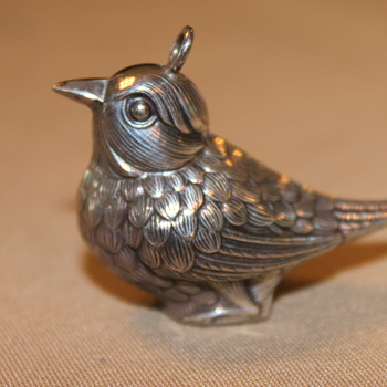 Tilver Twitty Bird Pendant