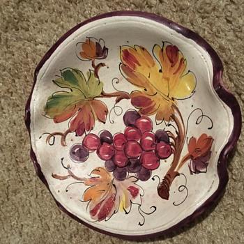 Ceramic dish - Pottery