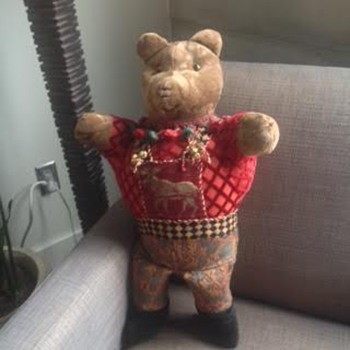"24"" Teddy Bear Purchased at Nieman Marcus"