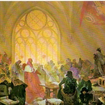MUCHA: THE SLAV EPIC IV - Art Nouveau