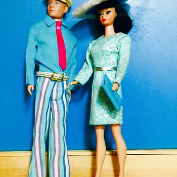 Barbie fashion found from the depths!