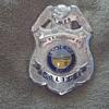 Obsolete BF Goodrich Ohio Plant Police Badge!