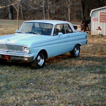 My 1964 Ford Falcon (Futura) - Classic Cars