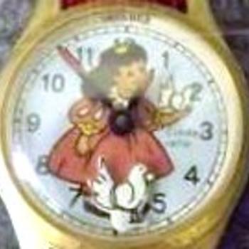Dark haired Cinderella, Swiss Made, Triebold? - Wristwatches