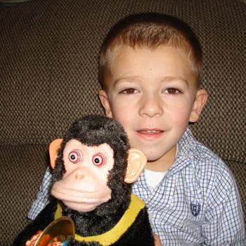 """Jolly Chimp"" definitely makes me Jolly! - Toys"