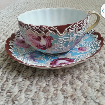 wonderful teacup - China and Dinnerware