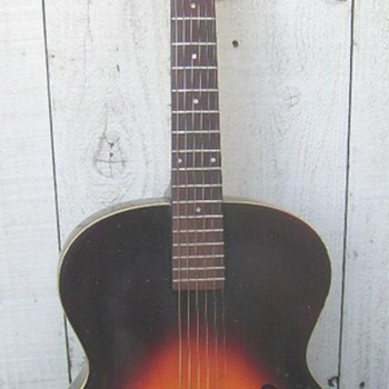 1963 Guild A-50 - Guitars