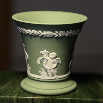 Small Wedgewood Cup - China and Dinnerware