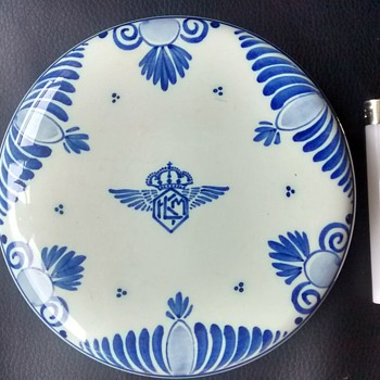 KLM DELFT trinket box