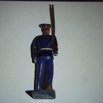 Marine Toy Soldier - Toys