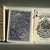 &quot;Tela de Araa&quot; (spider&#039;s web) playing cards - made in Argentina