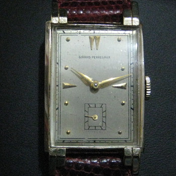 Girard Perreguax, Manual Wrist Watch - Wristwatches
