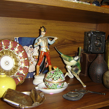 Curio's & other assorted things! - Figurines