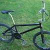 2010 STEADFAST BMX BIKE 