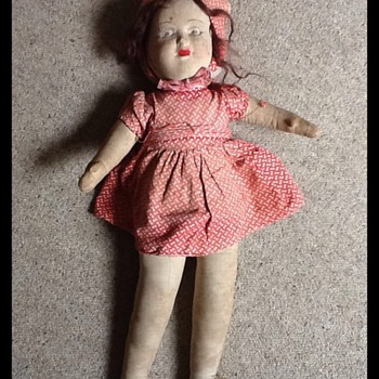 Does anyone have any information on this doll ie age etc value