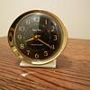1960's Baby Ben alarm clock.  Scotland.