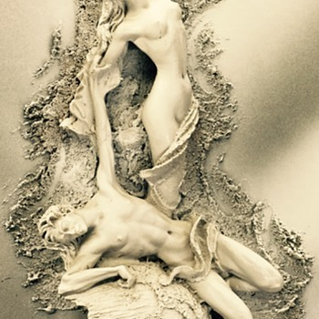 Sculpture picture  - Visual Art