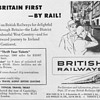 1954 - British Railways Advertisement