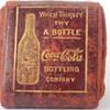 1907 Coca Cola change purse!!