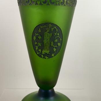 """Loetz """"Figuren"""" Vase, PN III-1881, ca. 1926"""