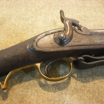 British Pattern 1842 Musket, East India Company variation