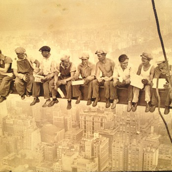 Ironworkers - Photographs