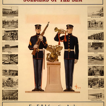 THE LEYENDECKERS AND WORLD WAR I (2) - Military and Wartime
