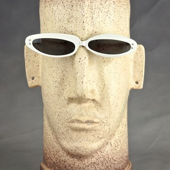 Pair of Asymmetrical 'BillyBoy*' Sunglasses - Accessories