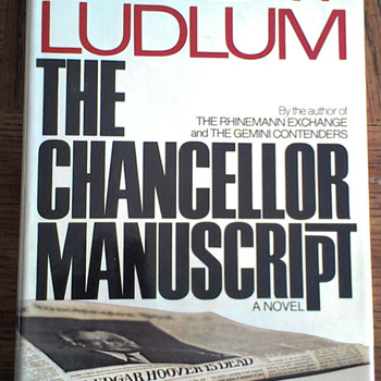 The Chancellor Manuscript by Robert Ludlum - Books